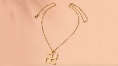 Shein Gets Slammed Online Over Selling Metal Swastika Pendant Necklace, Fashion Retailer Claims It's Not Nazi Symbol, Apologises and Removes the Product Following Outrage!