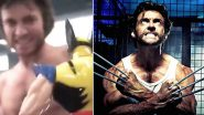 Shirtless Hugh Jackman Fights a Toy Wolverine in This Throwback Video as X-Men Completes 20 Years
