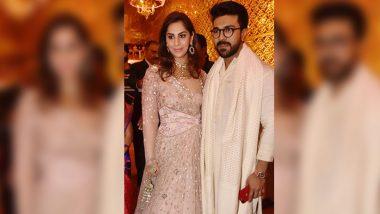 Upasana Kamineni Konidela Turns A Year Older Today! Ram Charan Wishes His Wife With A Beautiful Post