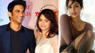 Sushant Singh Rajput Case: Bihar Police Questions Ankita Lokhande At Her Residence