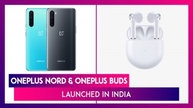 OnePlus Nord & OnePlus Buds Launched in India; Check Prices, Features, Variants & Specs