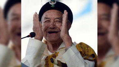 PM Narendra Modi Condoles Death of Renowned Folk Artiste Sonam Tshering Lepcha