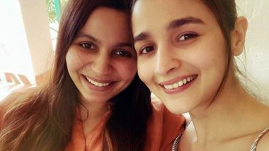 Alia Bhatt's Sister Shaheen Shares Screenshot of Hate Messages, Warns the Abusers of Legal Action