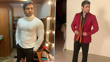 Karan Patel's Look As Rishab Bajaj Revealed