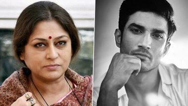 Roopa Ganguly Demands CBI Probe in Sushant Singh Rajput Demise, Says 'I Am Voicing My Opinion on Social Media as a Common Person'