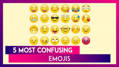 World Emoji Day 2020: Know 5 Most Confusing Emojis Which You Have Probably Been Using Wrong