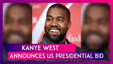 Rapper Kanye West Announces US Presidential Bid; Know Everything About His Career, Politics