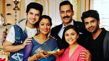 Rajan Shahi's Anupamaa Starring Rupali Ganguly and Sudhanshu Pandey To Begin Airing From July 13?