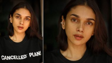 Aditi Rao Hydari Talks About 'Only Nation' She's Visiting in 2020 (View Post)