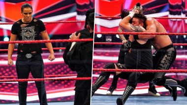 WWE Raw July 13, 2020 Results and Highlights: Kevin Owens Defeats Seth Rollins in WrestleMania 36 Rematch; Shayna Baszler & Bianca Belair Return to Monday Night (View Pics)