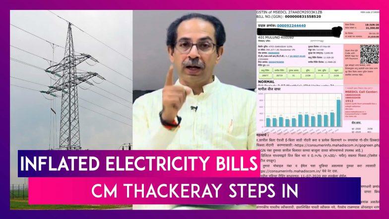 Maharashtra CM Uddhav Thackeray Steps In After Rising