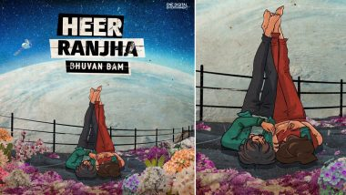 Bhuvan Bam's Upcoming Romantic Song 'Heer-Ranjha' to Be Out on July 13
