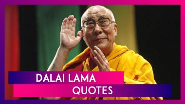 Happy Birthday, Dalai Lama! These Kind And Inspirational Quotes By 14th Dalai Lama Are Must-Read