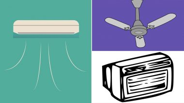 Fans, Coolers or AC, What Is Safe to Use During Coronavirus? Precautions You Must Take During Summers to Prevent the Airborne COVID-19