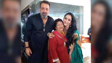 RIP Saroj Khan: Sanjay Dutt Is Heartbroken Over Ace Choreographer's Demise; Shares a Throwback Pic with the 'Legend'