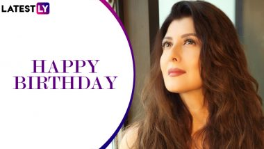 Sangeeta Bijlani Birthday Special: 7 Pictures of The 90s Diva That Are Simply Gorgeous