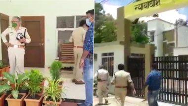 Betul District Judge Mahendra Kumar Tripathi, His Son Die of Suspected Food Poisoning