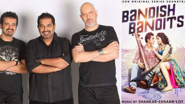 Bandish Bandits: Shankar-Ehsaan-Loy Set for Their Digital Debut With Amazon Prime's Musical Series