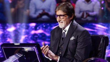 Amitabh Bachchan Not Being Replaced in Kaun Banega Crorepati 12