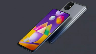Amazon Prime Day Sale 2020: Samsung Galaxy M31s First Online Sale Today via Amazon.in & Samsung.in