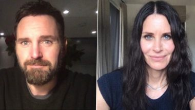 Courteney Cox Sends Virtual Birthday Wishes to Boyfriend Johnny McDaid, Says 'COVID Sucks' For Keeping Them Apart from Each Other for 133 Days