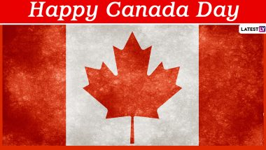 Canada Day 2021: Know Date, History and Significance of Celebrating the Journey of the Country's Full Independence