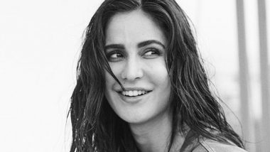 Women Supporting Women: Katrina Kaif 'Accepts The Challenge' and Posts a Gorgeous Black And White Picture Of Herself!