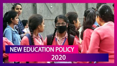 New Education Policy 2020: Major Reforms In School, Higher Education; Digital Push And More