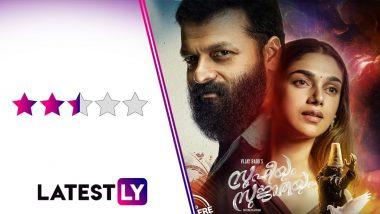 Sufiyum Sujatayum Movie Review: Mouna Ragam-Meets-Ennu Ninte Moideen in Aditi Rao Hydari and Jayasurya's Film That Lacks the Brilliance of Neither!