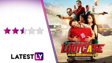 Lootcase Movie Review: Kunal Kemmu, Rasika Dugal's Crime Comedy Works Only for Its Cast Who Deserves Smarter Writing and Better Humour
