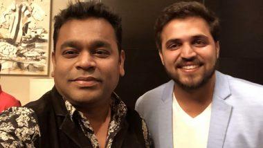 AR Rahman Encourages Young Talent, Says Playback Singer Nakul Abhyankar