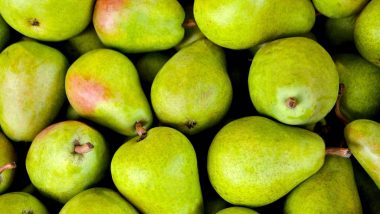Pears (Nashpati) Health Benefits: From Weight Loss to Promoting Gut Health, Here Are 5 Reasons to Eat This Fruit