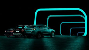 2020 Hyundai Tucson Facelift Launching Today in India; Watch Live Streaming of Hyundai's New SUV Launch Event