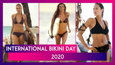 International Bikini Day 2020: Here's Looking At Some of the Iconic Bikini Scenes in Hollywood!