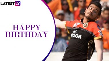 Yuzvendra Chahal Birthday Special: Three Memorable Games of RCB Spinner in IPL