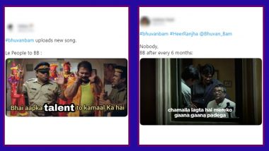 Bhuvan Bam's New Song Video 'Heer Ranjha' Gets Praises From His Fans But Not Without Some Funny Memes and Jokes
