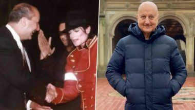 Anupam Kher Recalls Breaking the Barricade to Hug the King of Pop Michael Jackson During His India Visit