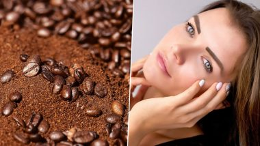 Home Remedy Of The Week: Coffee Scrub For Shiny And Glowing Skin (Watch Video)