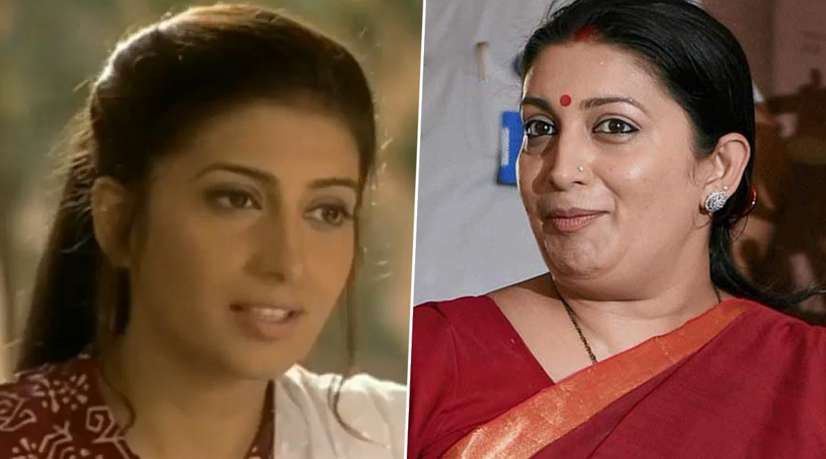 20 years ago, Smriti Irani entered the hearts of millions of Indians. Not as a strong politician, but as the most ideal bahu of Indian TV. She made he