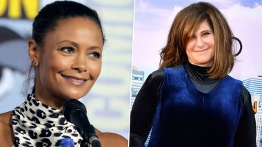 Thandie Newton Reveals She Left Charlie's Angels Remake After a Disturbing Meet With Amy Pascal