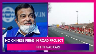 No Chinese Firms In Road Project, Says Nitin Gadkari; DoT Cancels BSNL 4G Tender