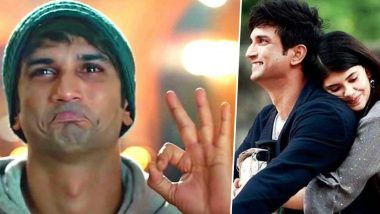 Sushant Singh Rajput's Last Movie Dil Bechara Drops On Disney+ Hotstar, Fans Trend #DilBecharaDay And Bid A Tearful Farewell To SSR (View Tweets)