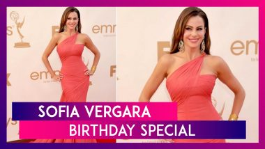 Sofia Vergara Birthday Special: Choosing Her Best Red Carpet Appearances