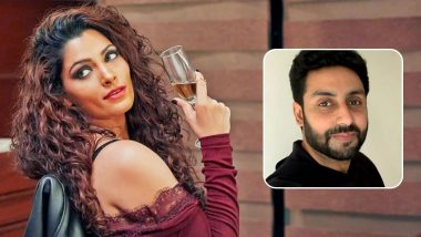 Saiyami Kher Gives Fans Health Update on Her Breathe 2 Co-Star Abhishek Bachchan (Read Tweet)
