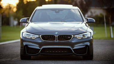 BMW Sedan Car With 'COVID 19' Number Plate Abandoned at Australia's Adelaide Airport Leaves People Perplexed