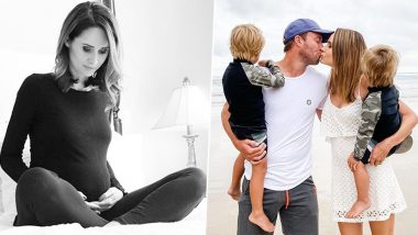 AB de Villiers to Become a Father Again, Former South African Cricketer and Wife Danielle Expecting Third Child Together