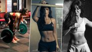 Katrina Kaif Birthday Special: Workout Videos and Diet Plan of The Bollywood Actress Will Give You Major Fitness Goals