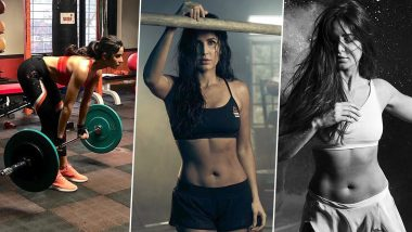 Katrina Kaif Birthday Special: Workout Videos and Diet Plan of The Bollywood Actress