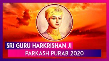 Sri Guru Har Krishan Ji 364th Parkash Purab: History And Significance Of Parkash Utsav Of 8th Sikh Guru