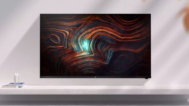 OnePlus TV 32-inch Y Series Television's First Sale Tomorrow at 12 PM IST Via Amazon India; Prices, Offers & Specifications